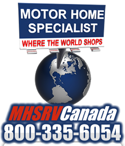 Motor Home Specialist - Where the World Shops